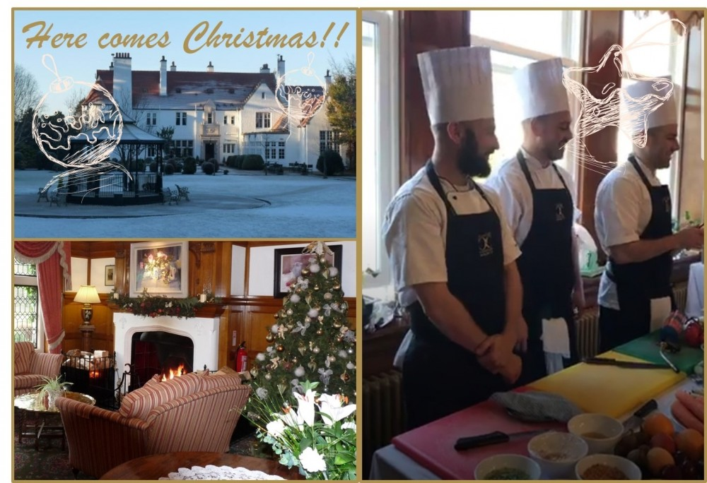 Here Comes Christmas! - Ladies Days at Lochgreen House Hotel & Spa