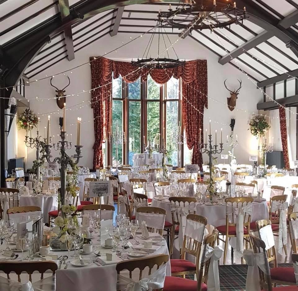 Wedding Open Day at Brig o'Doon House Hotel